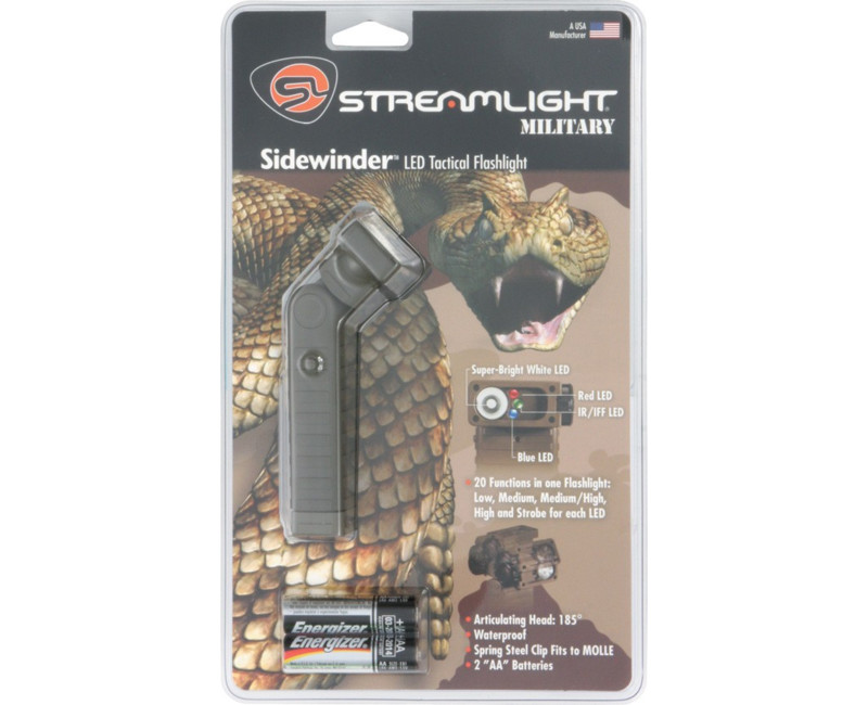 Svítilna Streamlight Sidewinder Infrared