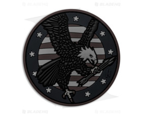 Nášivka Maxpedition American Eagle Patch Stealth