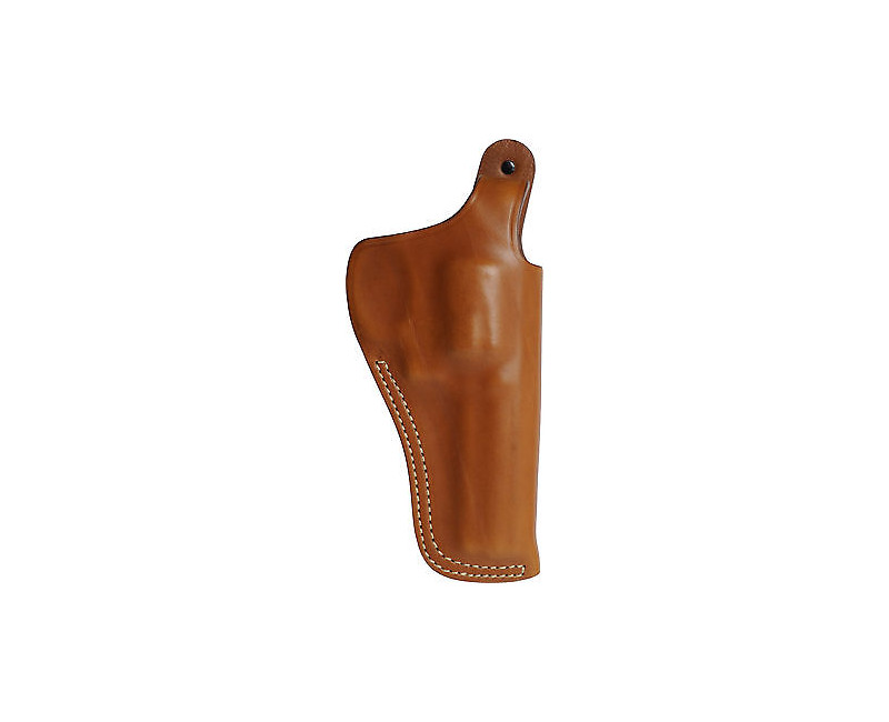 Opaskový holster BLACKHAWK! Leather Hip Scabbard, hnědý