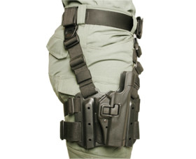 Stehenní holster BLACKHAWK! SERPA® Level 2 Tactical