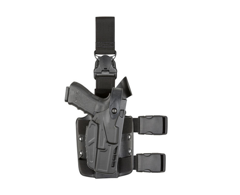 Stehenní holster Safariland 7305 pro Walther P99Q
