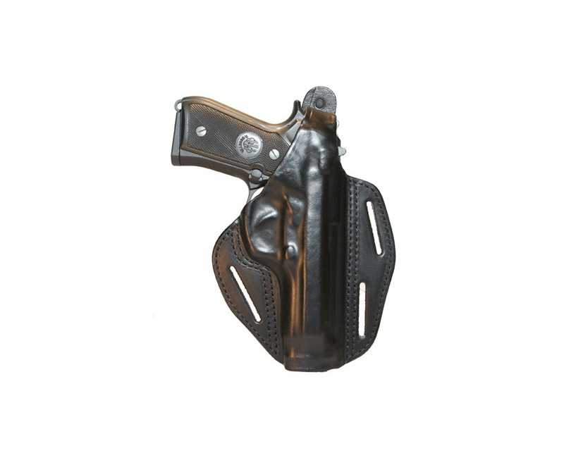 Kožený holster BLACKHAWK! Leather Pancake HK P2000