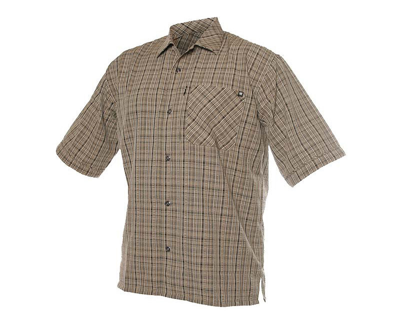 Košile BLACKHAWK! 1700 Shirt Green Plaid