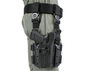 Stehenní holster BLACKHAWK! SERPA Tact Level 3 for Xiphos-R 1911