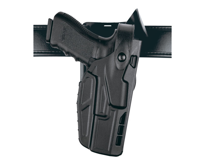 Opaskový holster Safariland 7365 7TS™ ALS®/SLS Low-Ride, Level II