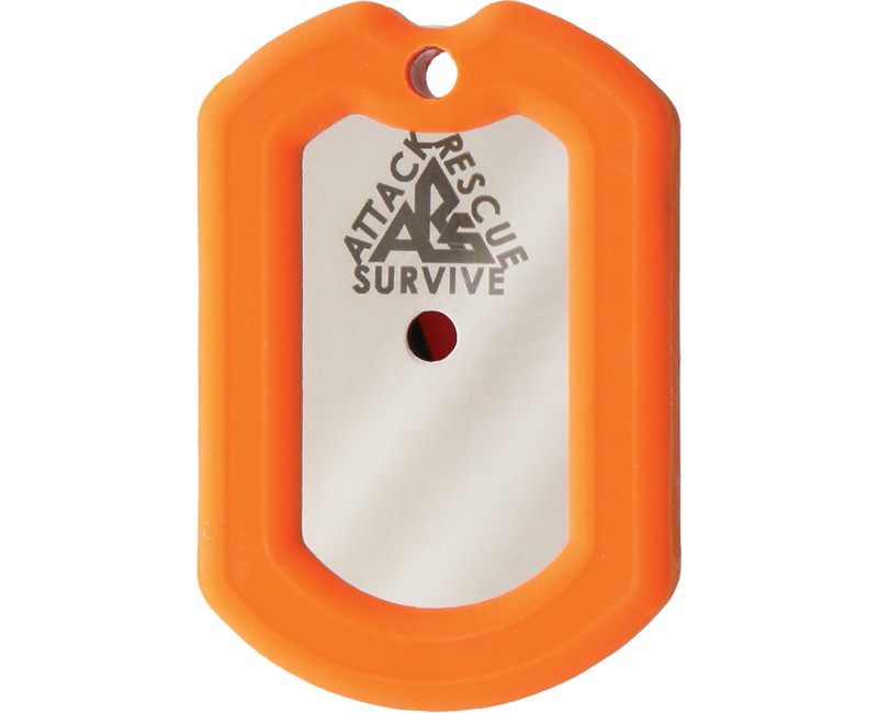 Survival set Dog Tag Kit