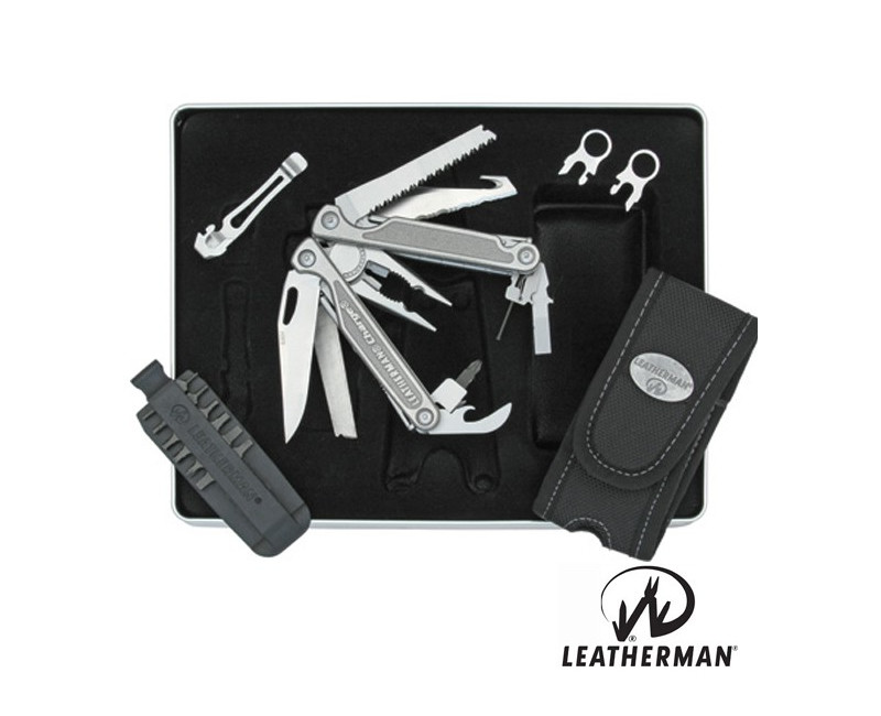 Multifunkční sada Leatherman Charge TTI PLUS