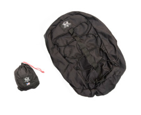 Batoh GREY GHOST GEAR Hiddeout Stuffable Pack - Black