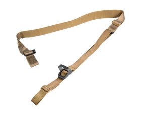 Popruh BLACKHAWK! Multi Point Sling Cushion Stretch Free Ends, pískový