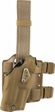 Stehenní holster Safariland ALS® 6354DO pro Glock 17/22 Cord Cytb