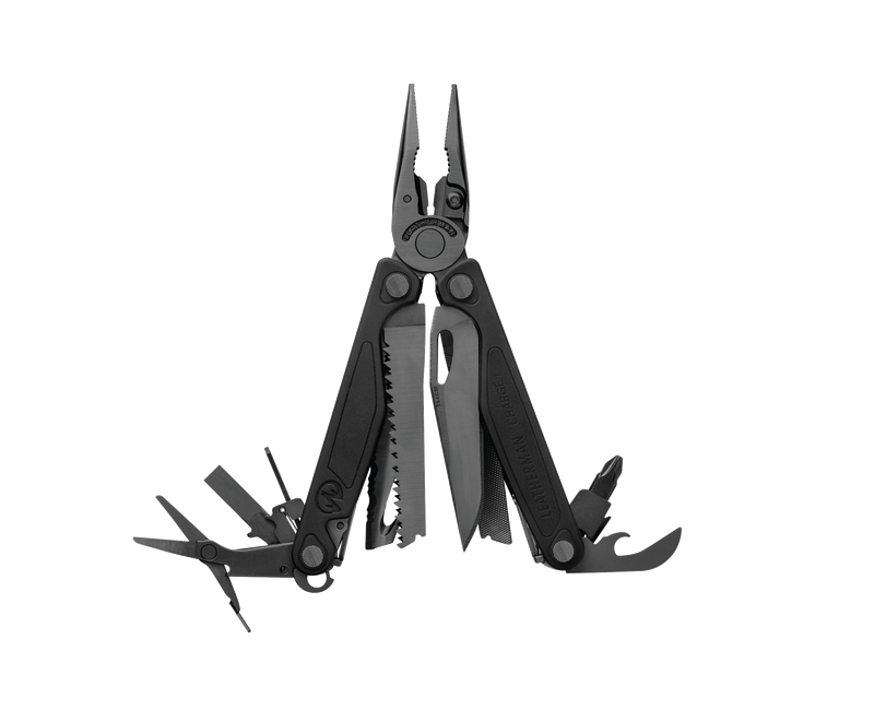 Multifunkční nůž Leatherman Charge Plus Black